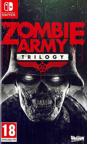 Zombie Army Trilogy (Nintendo Switch) - GameShop Malaysia