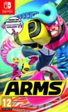 ARMS with Joy-Con Controller Pair Grey Bundle (Nintendo Switch) - GameShop Malaysia