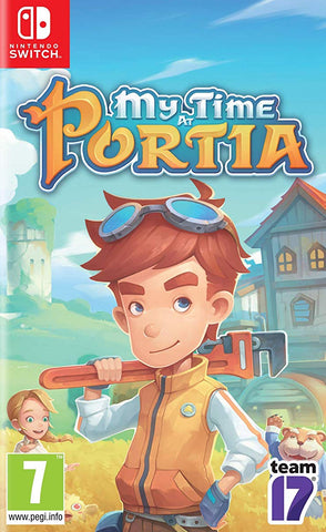 My Time at Portia (Nintendo Switch) - GameShop Malaysia