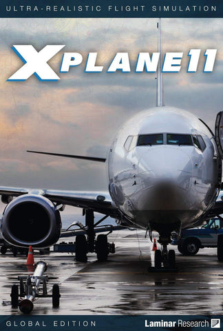 X-Plane 11 Global Edition (PC) - GameShop Malaysia
