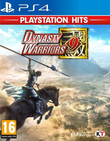 Dynasty Warriors 9 (PS4) - GameShop Malaysia