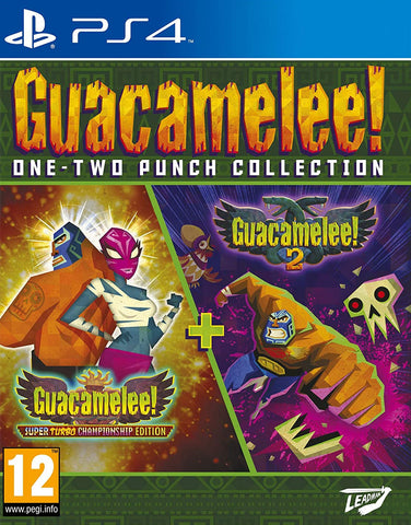 Guacamelee! One-Two Punch Collection (PS4) - GameShop Malaysia