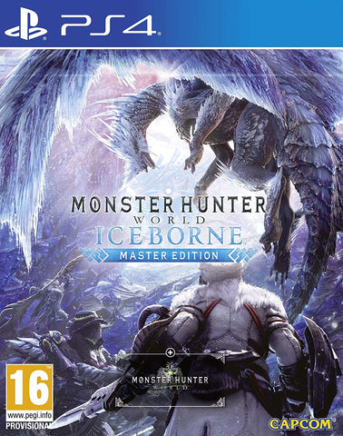 Monster Hunter World: Iceborne Master Edition (PS4) - GameShop Malaysia
