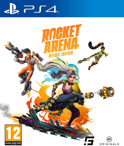 Rocket Arena Mythic Edition (PS4) - GameShop Malaysia