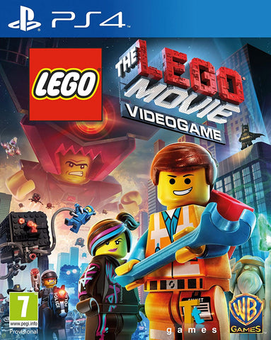 The Lego Movie Videogame (PS4) - GameShop Malaysia