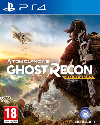 Tom Clancy's Ghost Recon Wildlands (PS4) - GameShop Malaysia