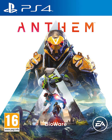 Anthem (PS4) - GameShop Malaysia