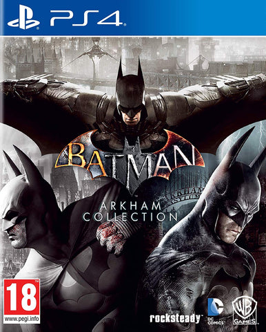 Batman Arkham Collection (PS4) - GameShop Malaysia