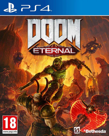 DOOM Eternal (PS4) - GameShop Malaysia
