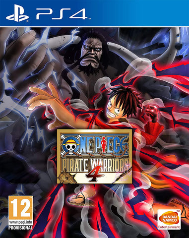 One Piece Pirate Warriors 4 (PS4/Asia) - GameShop Malaysia