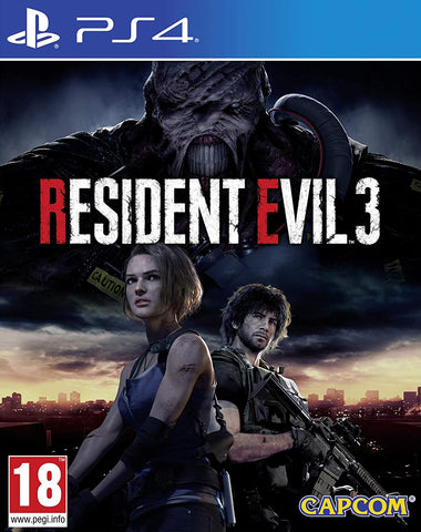 Resident Evil 3 (PS4) - GameShop Malaysia