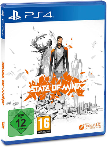 State of Mind (PS4) - GameShop Malaysia