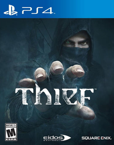 Thief (PS4) - GameShop Malaysia