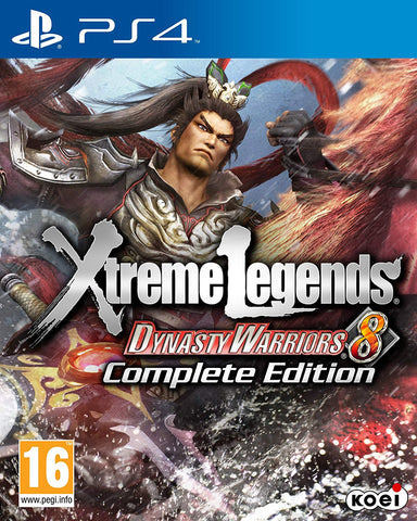 Dynasty Warriors 8: Xtreme Legends Complete Edition (PS4) - GameShop Malaysia