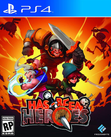 Has-Been Heroes (PS4)