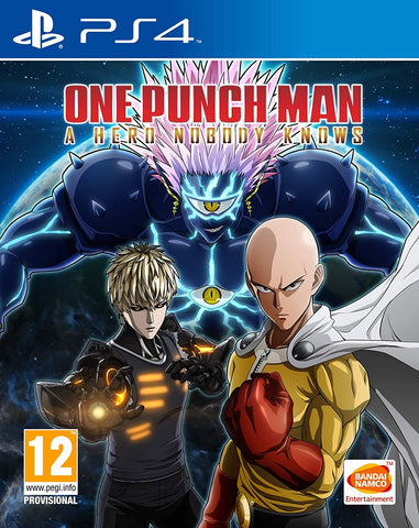 One Punch Man: A Hero Nobody Knows (PS4) - GameShop Malaysia