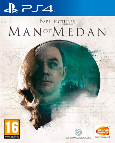 The Dark Pictures Anthology: Man of Medan (PS4) - GameShop Malaysia