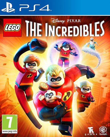 LEGO The Incredibles (PS4) - GameShop Malaysia