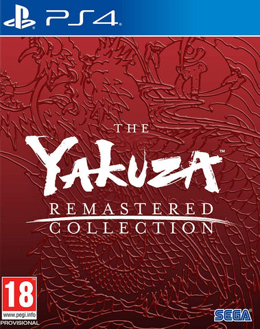 Yakuza Remastered Collection (PS4) - GameShop Malaysia