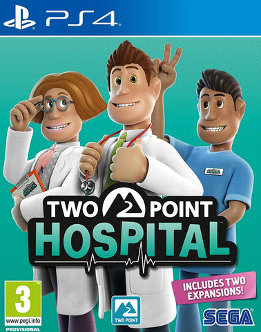 Two Point Hospital (PS4) - GameShop Malaysia