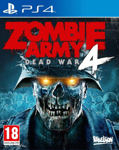 Zombie Army 4: Dead War (PS4) - GameShop Malaysia