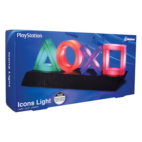 Paladone Playstation Icons Light