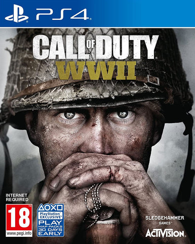 Call of Duty: WWII (PS4) - GameShop Malaysia
