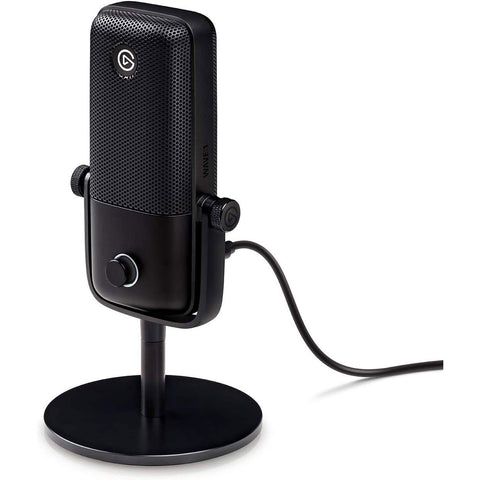 Elgato Wave:1 Premium USB Condenser Microphone for PC and MAC - GameShop Malaysia