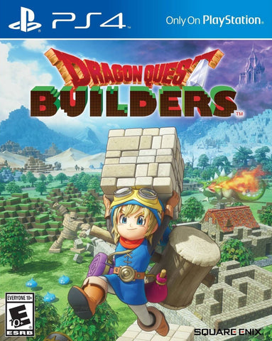 Dragon Quest Builders (PS4) - GameShop Malaysia