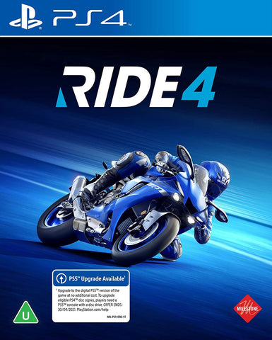 Ride 4 (PS4) - GameShop Malaysia
