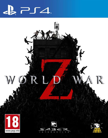 World War Z (PS4) - GameShop Malaysia