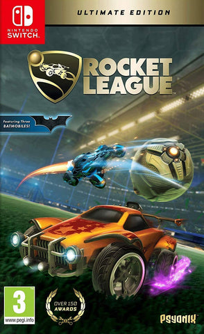 Rocket League Ultimate Edition (Nintendo Switch) - GameShop Malaysia