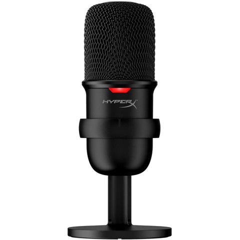 HyperX SoloCast USB Condenser Gaming Microphone for PC, PS4 and Mac - GameShop Malaysia