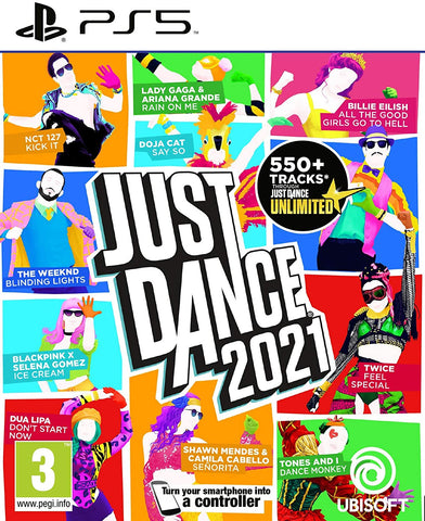 Just Dance 2021 (PS5)