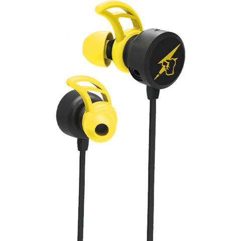 Hori Gaming Headset In-Ear for Nintendo Switch Pikachu Cool - GameShop Malaysia