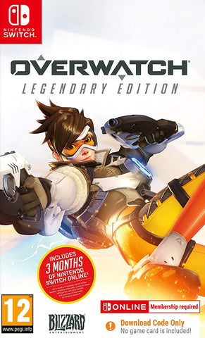 Overwatch Legendary Edition (Nintendo Switch/Code in a Box)