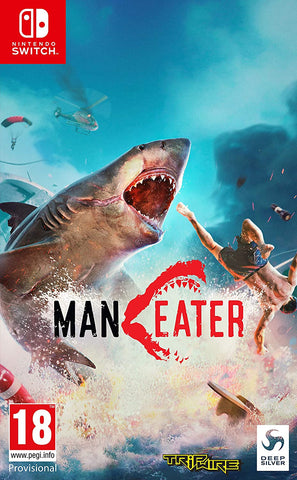 Maneater (Nintendo Switch)