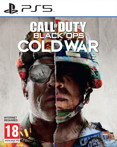 Call of Duty Black Ops Cold War (PS5) - GameShop Malaysia