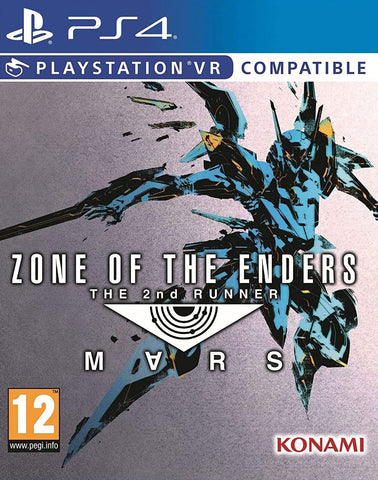 Zone Of The Enders The 2nd Runner Mars (PS4) - GameShop Malaysia