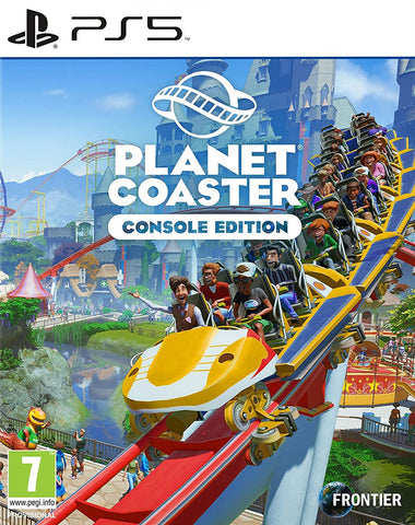 Planet Coaster Console Edition (PS5) - GameShop Malaysia