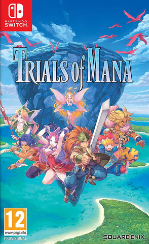 Trials of Mana (Nintendo Switch) - GameShop Malaysia