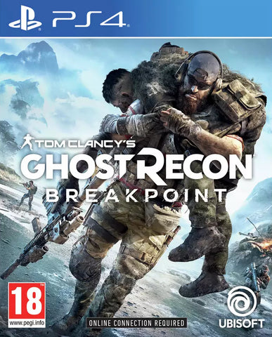 Tom Clancy's Ghost Recon Breakpoint (PS4) - GameShop Malaysia