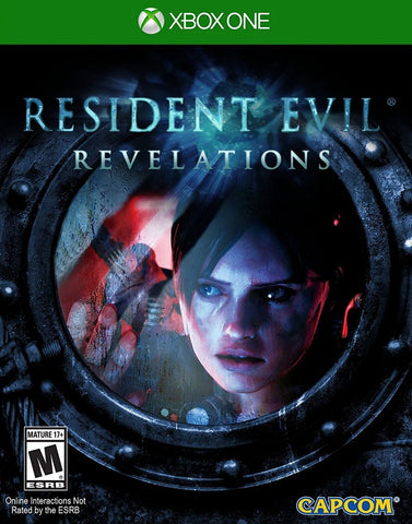 Resident Evil: Revelations (Xbox One) - GameShop Malaysia