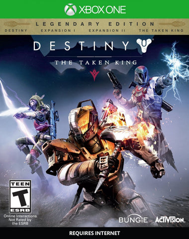 Destiny The Taken King Legendary Edition (Xbox One) - GameShop Malaysia