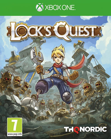 Lock's Quest (Xbox One) - GameShop Malaysia