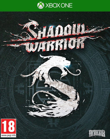 Shadow Warrior (Xbox One) - GameShop Malaysia