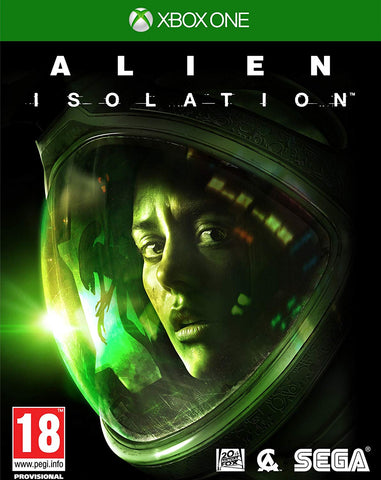 Alien Isolation (Xbox One) - GameShop Malaysia
