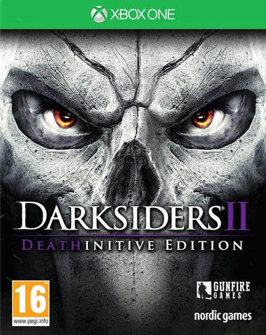 Darksiders 2 Deathinitive Edition (Xbox One) - GameShop Malaysia