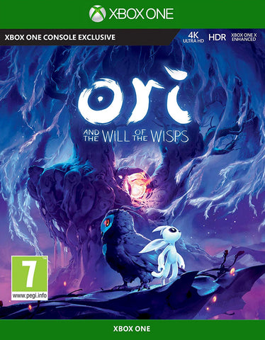 Ori and The Will Of The Wisps (Xbox One) - GameShop Malaysia
