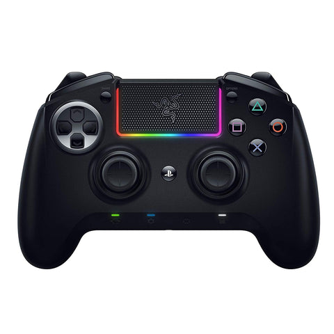 Razer Raiju Ultimate Wireless/Wired Gaming Controller for PS4 - GameShop Malaysia